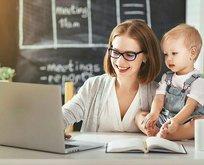 Çalışan anneye esnek mesai müjdesi