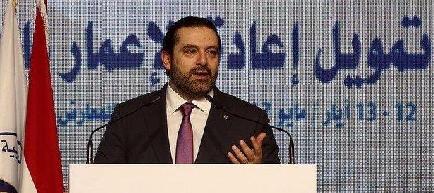 Kayıp Lübnan Başbakanı Twitterdan duyurdu