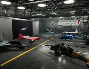 TEKNOFESTte milli savaş uçağı sürprizi