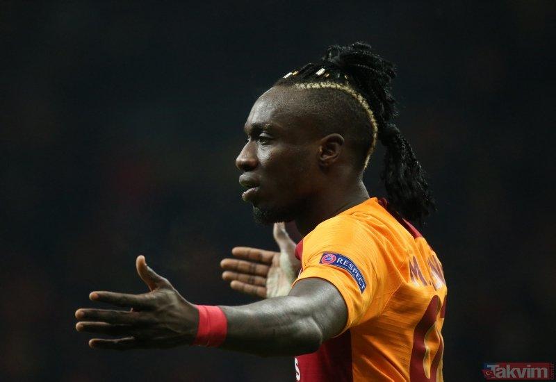 Galatasaray teknik direktörü Fatih Terim'den flaş Diagne kararı!