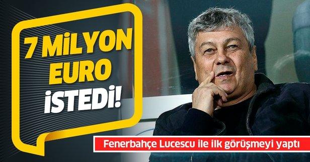7 milyon euro istedi