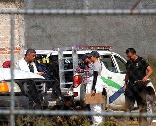 Meksika'da kan donduran olay! Bir çiftlikte 25 ceset bulundu