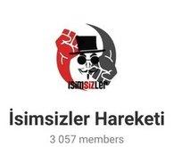 """""""İsimsizler Hareketi"""" adı altında provokasyon!"""