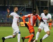 Adana'da puanlar kardeş payı