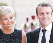 Macron şok etti