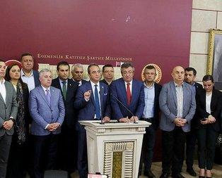 İYİ Parti istifaları CHPyi karıştırdı