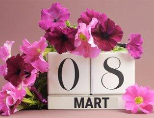 Kadınlar günü 8 Mart mesajları ne yazılır sözler 8 Mart Kadınlar günü Whatsapp cep telefonu mesajı