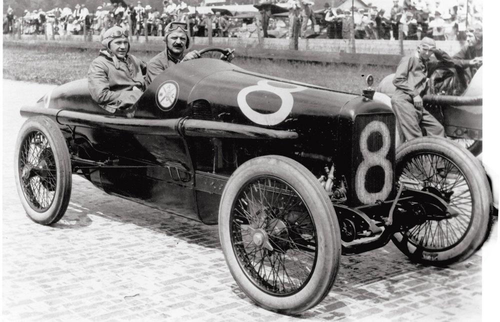 Isim Race Car