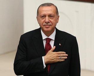 Son dakika: Başkan Erdoğan'dan yeni yıl mesajı