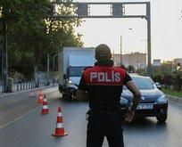 İstanbul genelinde Yeditepe Huzur asayiş uygulaması yapıldı