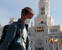 İspanya'da Kovid-19 vaka sayıları açıklandı