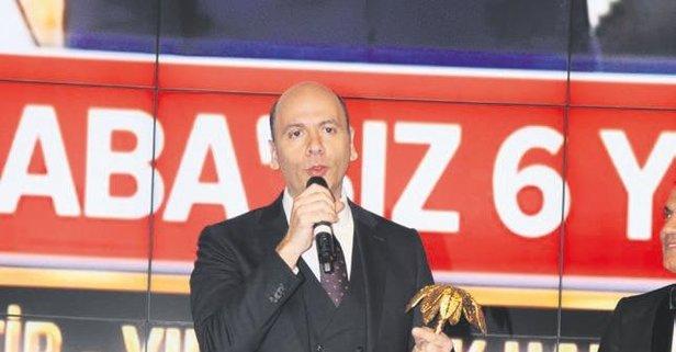 Turkuvaz'a 7 ödül