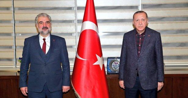 AK Parti İstanbul İl Başkanlığı'nda görev değişimi