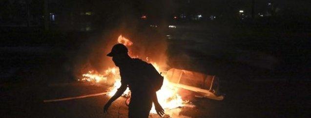 Şili'yi ayağa kaldıran olay! Sokaklar savaş alanına döndü