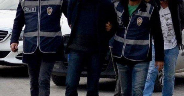 Ormanları ateşe veren PKK'lı terörist tutuklandı!