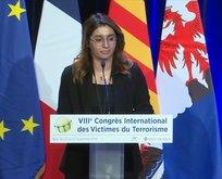 Terör mağduru TRT muhabiri gözyaşlarını tutamadı