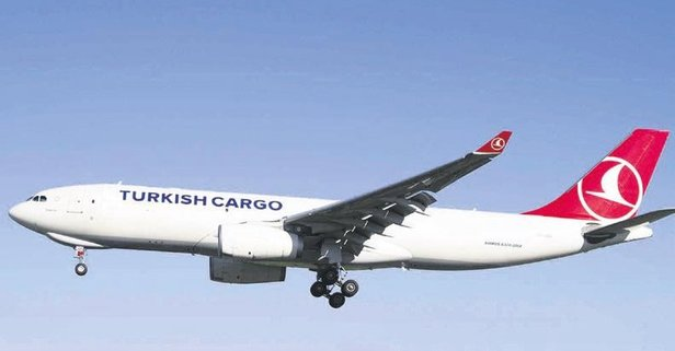 Turkish Cargo büyüyor
