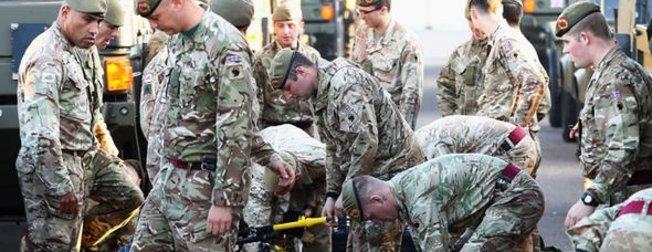NATO dev tatbikat için hazırlık yapıyor