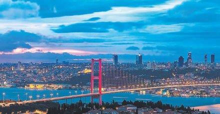 En değerlı şehir istanbul
