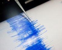 Asya ülkesinde 7,3 büyüklüğünde deprem