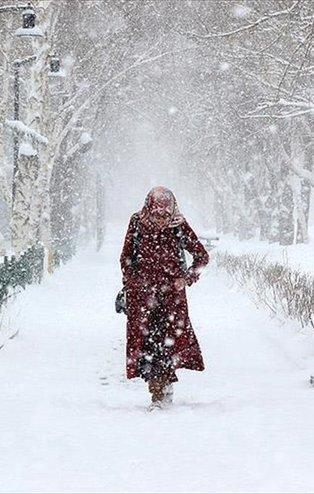 Meteorolojiden 8 ile kar yağışı uyarısı!