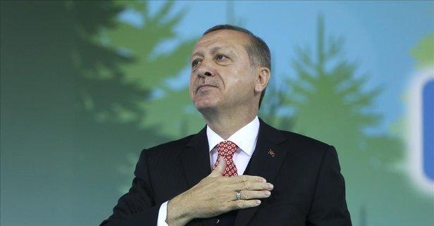 Başkan Erdoğan'dan Necip Fazıl Kısakürek paylaşımı