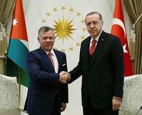 Ürdün Kralı Abdullah Türkiye'ye geliyor