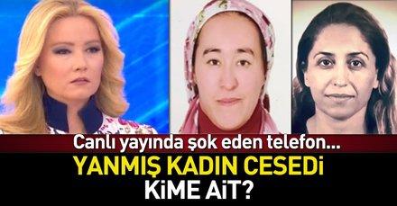 Müge Anlı'da ortaya çıkan yanmış kadın cesedi Meral Polat'a mı yoksa Selma Güneş'e mi ait? 12 Aralık