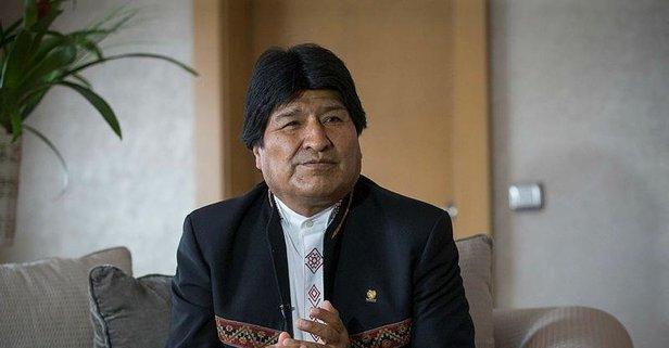 Morales hakkında yeni dava