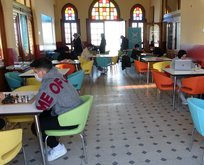 CHP'nin TÜGVA işgali bitti gençler huzura kavuştu