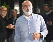 Ahmet Altan'a şok!