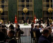Başkan Erdoğan şehit aileleriyle iftarda buluştu