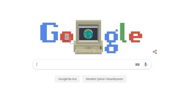 Google'da Doodle olan World Wide Web nedir?