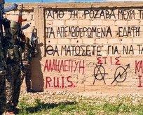 YPG'ye destek için Suriye'ye geçtiler