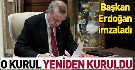 Başkan Erdoğan'dan bağımlılık ile mücadele genelgesi