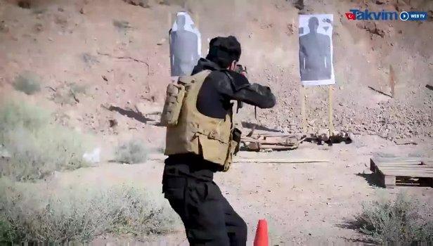 Türkiye ile ortak devriye atan ABD'den PKK'lı teröristlere komando eğitimi! İşte o görüntüler (Video)