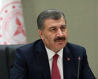 Son dakika: Sağlık Bakanı Fahrettin Koca 14 Haziran Kovid-19 vaka sayılarını açıkladı