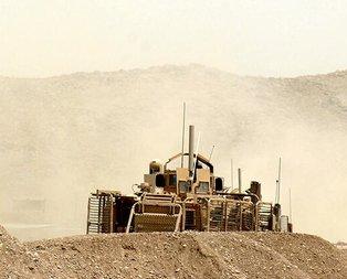 Afganistan'da ABD konvoyuna intihar saldırısı!