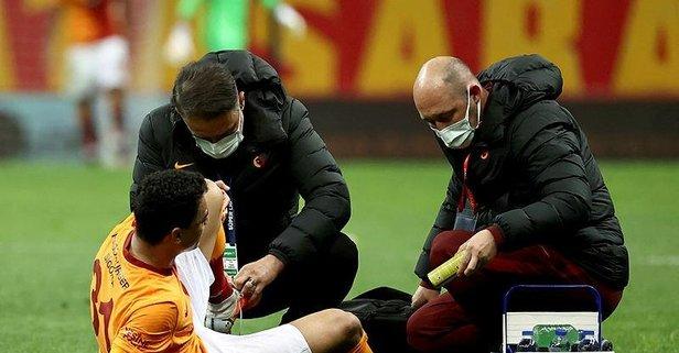 Galatasaray'dan Mohamed açıklaması!