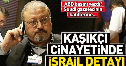 Washington Post: İsrail, Kaşıkçının katillerine can simidi uzatıyor