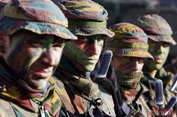 Türkiye şahlandı! Dünya şaşkın! Bugün savaş çıksa hangi ülke ne kadar asker gönderebilir?