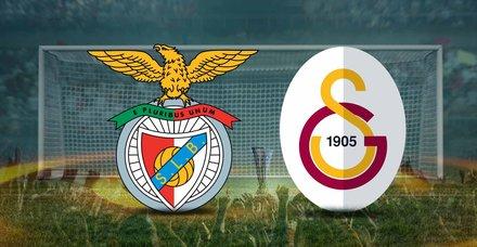 Benfica - Galatasaray maçı ne zaman, saat kaçta? UEFA Avrupa Ligi Benfica GS maçı hangi kanalda?