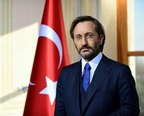 Fahrettin Altun'dan HDP'ye sert tepki!