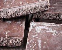 Çikolatanın üzerinde beyaz lekeler varsa…