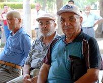 Emeklilere ilk bayram müjdesi