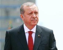 Başkan Erdoğandan o sporculara tebrik telgrafı