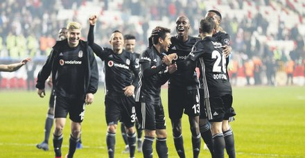 Beşiktaş gözünü kalan 12 maça çevirdi