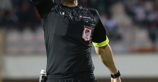 Süper Lig'de 36. haftanın hakemleri belli oldu