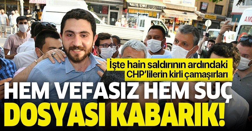 Adana'da Vefa Destek Grubuna saldıran CHP'lilerin suç dosyası kabarık çıktı!