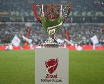 Ziraat Türkiye Kupası çeyrek final ilk maçlarının tüm golleri